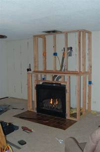 of images framing corner fireplace remodelaholic amazing diy fireplace and built ins