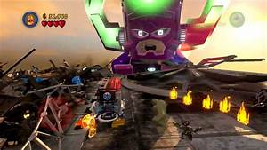 Lego Marvel Super Heroes Adventures - Final Mission Boss ...
