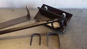 Selber Bauen Metall : biegevorrichtung selber bauen rundstahl und flacheisen biegen metall biegeger t ~ Orissabook.com Haus und Dekorationen