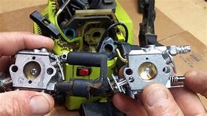 How To Adjust Poulan Chainsaw Carburetor