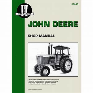 Service Manual For John Deere Tractor 4055 4255 4455 4555