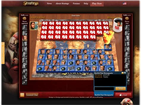 Stratego Online Archives