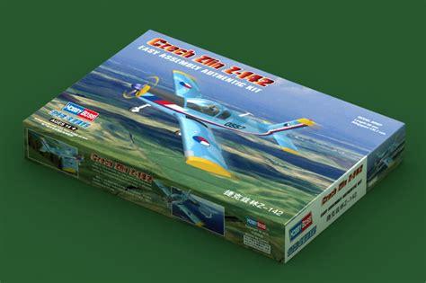 Zlin 50 Model Airplane Plans