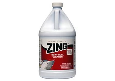 Boat Hull Cleaner Zing by Boat Pontoon Boats Cleaning Restoration Protection