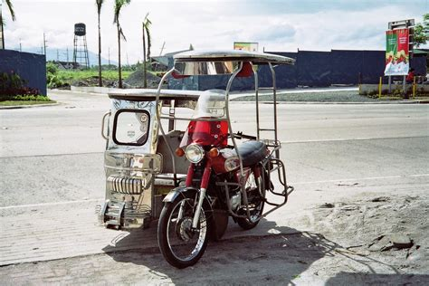 Motorcycle Taxi In The Philippines