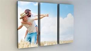 Eigene Bilder Auf Leinwand : ihr foto als 3 teiliges leinwandbild 3 2 format ~ A.2002-acura-tl-radio.info Haus und Dekorationen