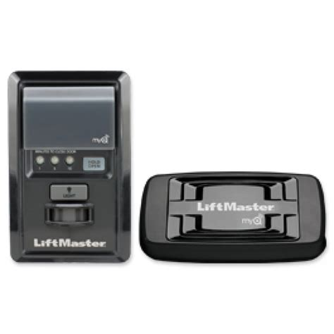 liftmaster garage door remote liftmaster myq retrofit package