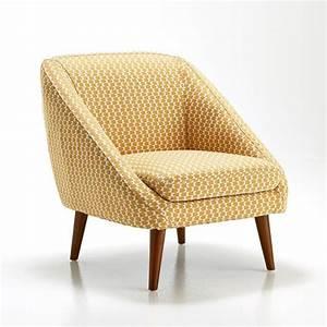 Petit Fauteuil Salon : fauteuil vintage semeon la redoute interieurs vintage pinterest fauteuil vintage la ~ Teatrodelosmanantiales.com Idées de Décoration