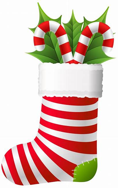Stocking Clipart Candy Canes Clip Library