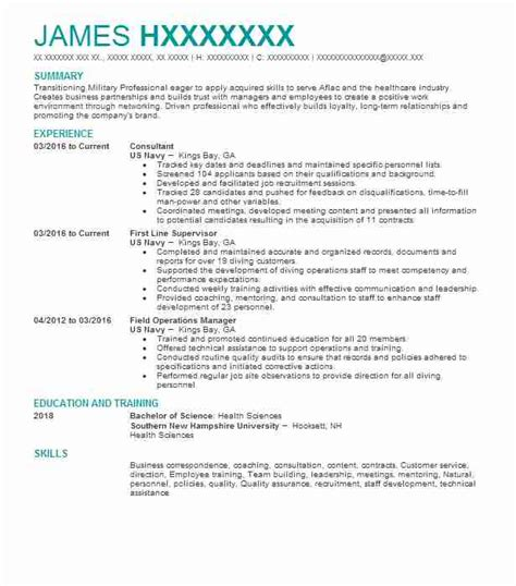 How To Put Consulting Experience On A Resume by Eye Grabbing Consultant Resumes Sles Livecareer
