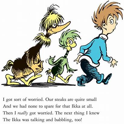Seuss Dr Characters Seed Stories Lost Suess