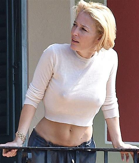 Gillian Anderson Nude Jerk Off Video