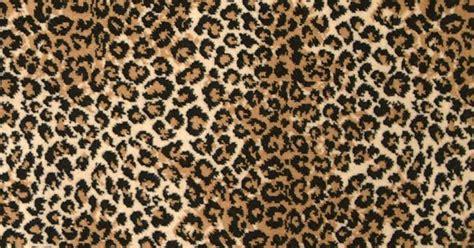 leopard cut animal collection stark carpet
