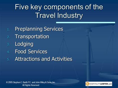 legal responsibilities  travel  tourism