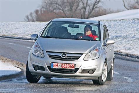 opel corsa d steuerkette opel corsa d im gebrauchtwagen test bilder autobild de