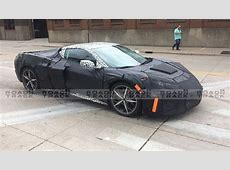 Latest 2019 Corvette ZR1 And 2020 MidEngine C8 News
