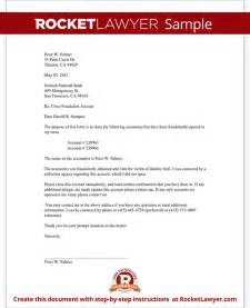 Close Bank Account Letter Template