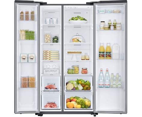 amerikanischer kühlschrank samsung samsung rs6kn8101s9 eg amerikanischer side by side k 252 hlschrank