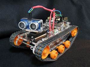 U0026 39 Little Tank U0026 39  Robot Arduino  Picaxe  Tamiya Platform