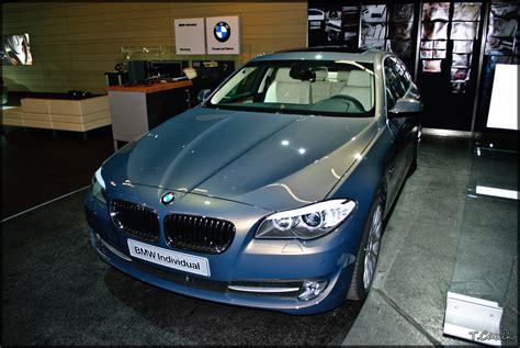 BMW F10 5 Series Individual Champagne Quartz Metallic M St ...
