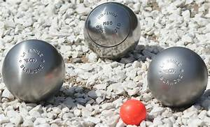 Boule De Petanque Inox : la boule blanche inox ~ Premium-room.com Idées de Décoration