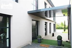 maison contemporaine puit de lumiere clav0601 With puit de lumiere maison 1 maison avec baies vitrees et puit de lumiare