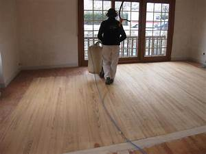 renovation et vitrification de parquet couleurs d39aure With produit vitrification parquet