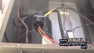 How To Repair Broken Air Conditioner Compressor Wiring