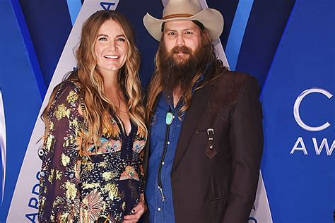 chris stapleton swimsuit chris stapleton and wife morgane share first photo of twin
