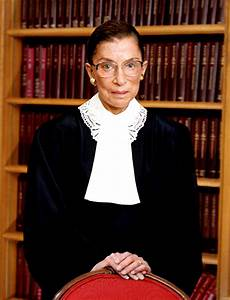 Ruth Bader Ginsburg: The Former Rutgers Law Professor Led ...