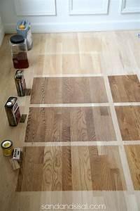 choosing hardwood floor stains With choosing a wood floor color