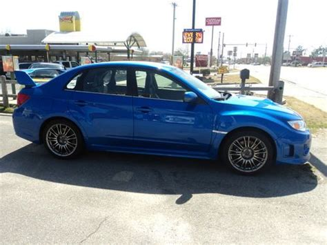 purchase   wrx sti limited heated leather seats