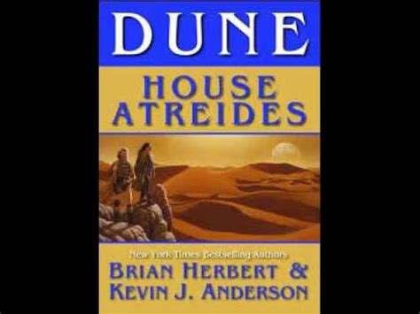 Brian Herbert & Kevin J Anderson  Dune Prequels 1 House