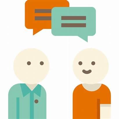 Conversation Clipart Chat Boca Marketing Varejo Atrair