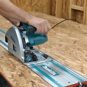 Makita Sp6000j2 Plunge Saw 165mm Inc 2x Guide Rails