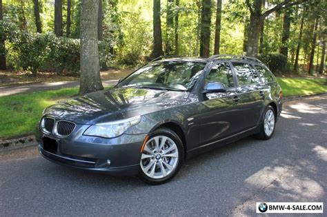 Bmw 535i For Sale by 2010 Bmw 5 Series 535i Xdrive For Sale In United States