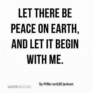 Sy Miller and Jill Jackson Quotes | QuoteHD