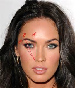 Megan Fox Eyebrows