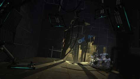 Portal 2 Animated Wallpaper - animated tardis wallpaper 80 images