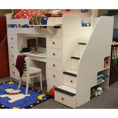 space saver desk bed space saver loft bed with desk and storage