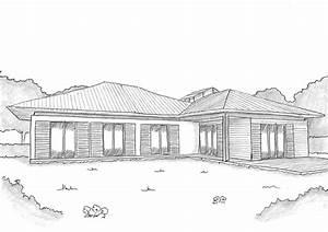 Maison Architecte Plain Pied : plan maison plain pied 6 chambres ooreka ~ Melissatoandfro.com Idées de Décoration