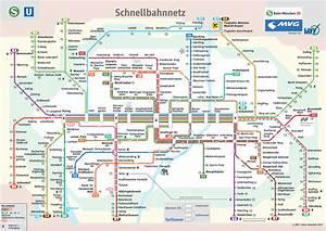 S Bahn Karte München : u bahn und s bahn karte m nchen bartels media ~ Eleganceandgraceweddings.com Haus und Dekorationen