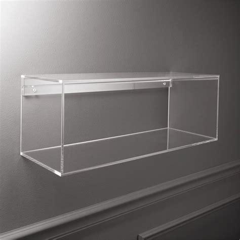 format lucite shelf cb