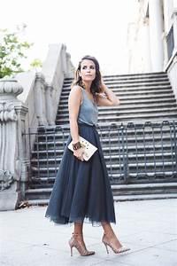 6 Fabulous Tips on Wearing Tulle Skirt This Season | Aelida