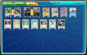 pokemon tcg online base deck standard mega rayquaza