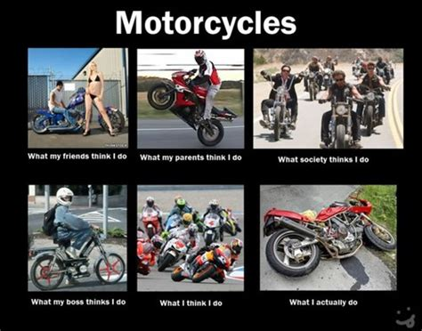 20 Funny Motorbike Memes