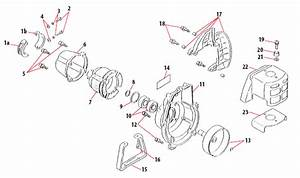 Shindaiwa T350 Illustrated Parts Diagrams Online