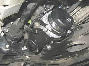 Mini Cooper S  R53   Power Steering Pump  Fan  Duct Installation