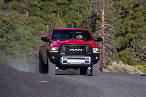2016 Ram 1500 Rebel Crew Cab 4x4 Review