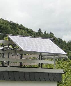 Mini Solaranlage Balkon : balkonkraftwerk solaranlage f r den balkon guerilla pv ~ Orissabook.com Haus und Dekorationen